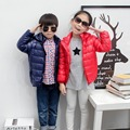 2016 new style 90% duck down girls' jacket ultra light and thin children down coat candy color down & parkas
