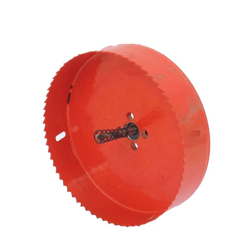 6mm Drill Bit 145mm Cutting Diameter Hole Saw for Drilling Wood 6mm 30mm cutting blade  bead bit for