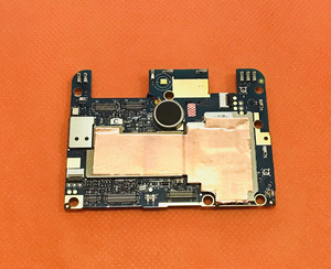 Image 1 - ใช้ต้นฉบับเมนบอร์ด RAM 4G + 64G ROM เมนบอร์ดสำหรับ Elephone P8 3D MT6750T Octa Core จัดส่งฟรี