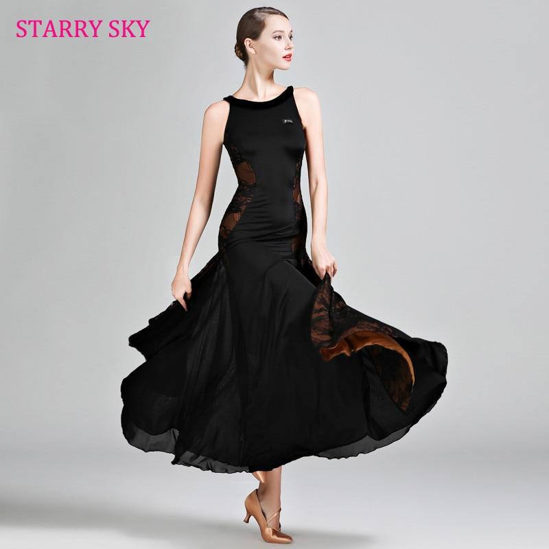 Standard Ballroom Dance Dresses Original New Product Soft Velvet Fringe Flamenco Dance Costumes Performance Practice Dance