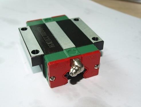100% genuine HIWIN linear guide HGW55CA block for Taiwan 100% genuine hiwin linear guide hgr30 1800mm block for taiwan