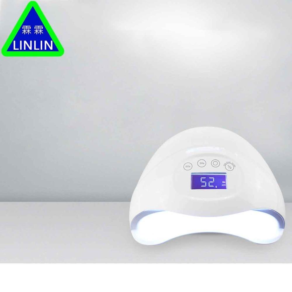Güzellik ve Sağlık'ten Tırnak Kurutucuları'de LINLIN48w güneş Manikür fototerapi makinesi makine aracı Manikür fototerapi lambası'da  Grup 1