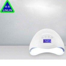 LINLIN48w sole Manicure macchina utensile Manicure fototerapia macchina fototerapia lampada