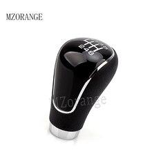 MZORANGE New Speed 6 Manual Transmission Gear Shift Knob For Mazda 3 2 Cx-5 Head