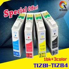T1281-T1284 T1285 картридж для Stylus S22 SX125 SX130 SX235W SX420W SX425W SX435 445 BX305F принтеры