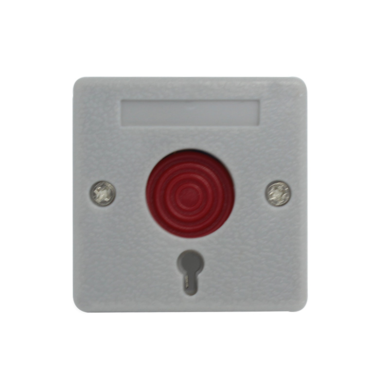 (10 pieces) NC NO Signal Options Security Alarm accessories Button Panic Button Fire alarm Emergency Switch Free shipping free shipping plastic break glass emergency exit escape life saving switch button fire alarm home safely security red