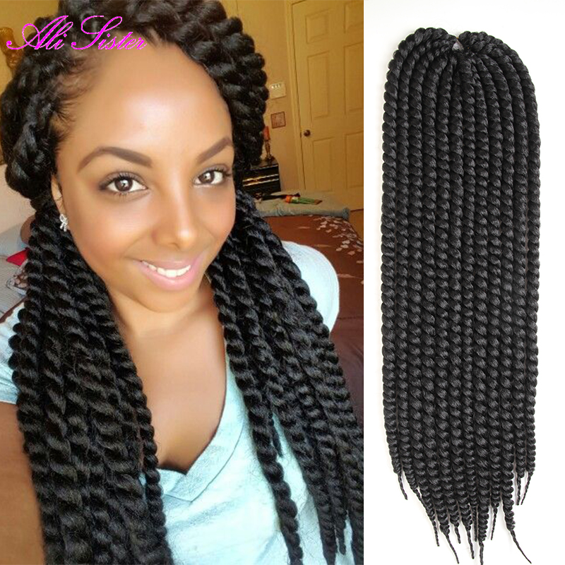 14u0026quot; Havana Mambo Twist Crochet Hair Short Red Hair Extensions Xpression Braiding Hair Crotchet ...