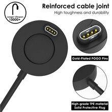 USB şarj kablosu kurşun Dock Garmin fenix 5x5 5s Smartwatch şarj kablosu akıllı şarj aksesuarları ücretsiz kargo