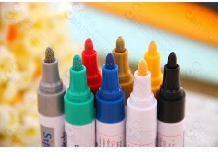 Car automobile scratching repairing touch up paint pen ...