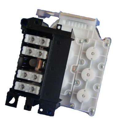 for Epson  Sure Color F6080 / F6070 DAMPER ASSY original ink damper for epson b6000 b6080 f6000 f6080 f6280 f6070 f6270 b6070 f6200 printer dumper duct assy cr asp