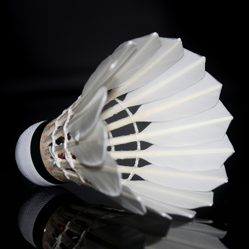 2 Dozen Kunli Kl-01 Duck Feather Durable Badminton Shuttlecocks For Tournament Weitere Ballsportarten