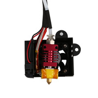 Creality Cr 10 3D Full Assembled Extruder Kits Fan Cover Air Connections 0 4mm Nozzle Kits