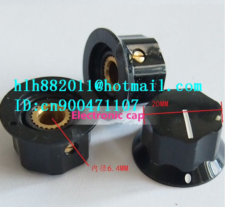 free shipping new electric guitar  CTS tone and  volume electronic adjustable Control Knobs cap in black  DM-8121 social housing in glasgow volume 2