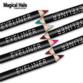 Magical Halo 12pcs/set Colorful Eyeliner Pencil Set Lasting Eye Liner Pen Waterproof Professional Eye Pencil Brand Makeup Set