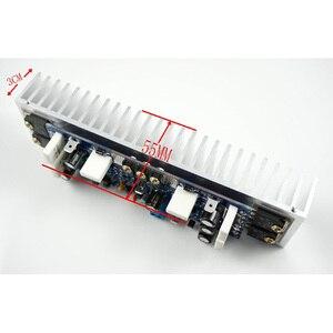 Image 2 - 1 pz Classe AB L12 55 V 120 W Singolo Canale di Potenza Audio Finito Bordo Dellamplificatore Amp con Dissipatore di calore