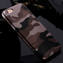 Military Camouflage Phone Case for  iPhone 8 7 6 Plus X XR XS Max