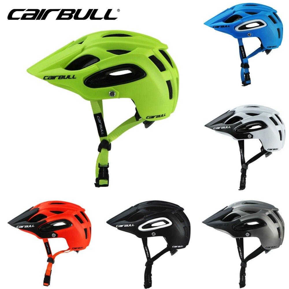 Новый CAIRBULL ALLTRACK велосипедный шлем All-terrai MTB Велоспорт велосипед Спорт Safet шлем внедорожный супер горный велосипед велосипедный шлем