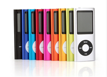 32GB NEW 9 COLORS FM VIDEO 4TH GEN MP3 MP4 PLAYER