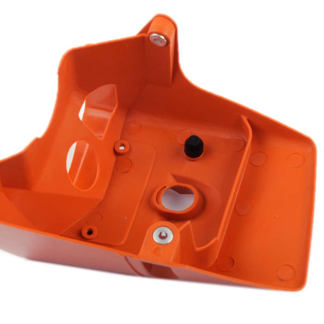 LETAOSK עליון גליל כיסוי תכריכי פלסטיק Fit לstihl Chainsaw 066 MS660 MS650 1122 080 1604