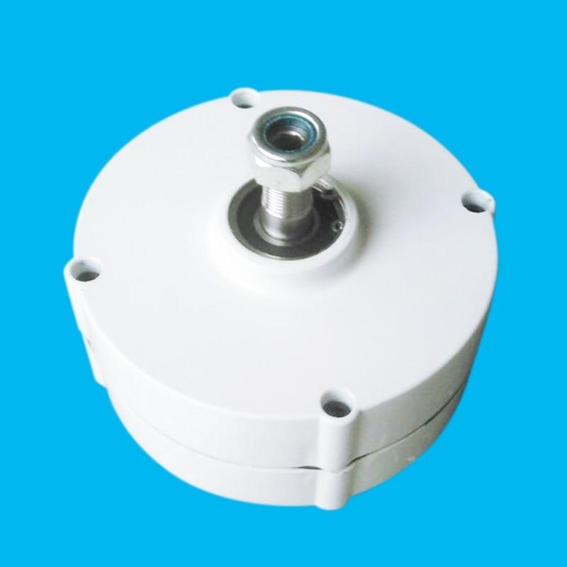 good quality AC 12 V 100 W Permanent Magnet Generator good quality ac 12 v 100 w permanent magnet alternator for wind turbine generator low rpm pmg