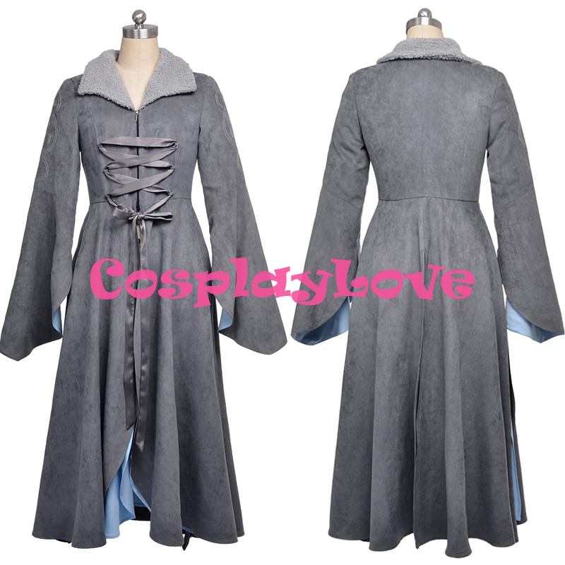 New Custom Made High Quality America Movie The Lord of the Rings Arwen Cosplay Costume For Halloween Christmas