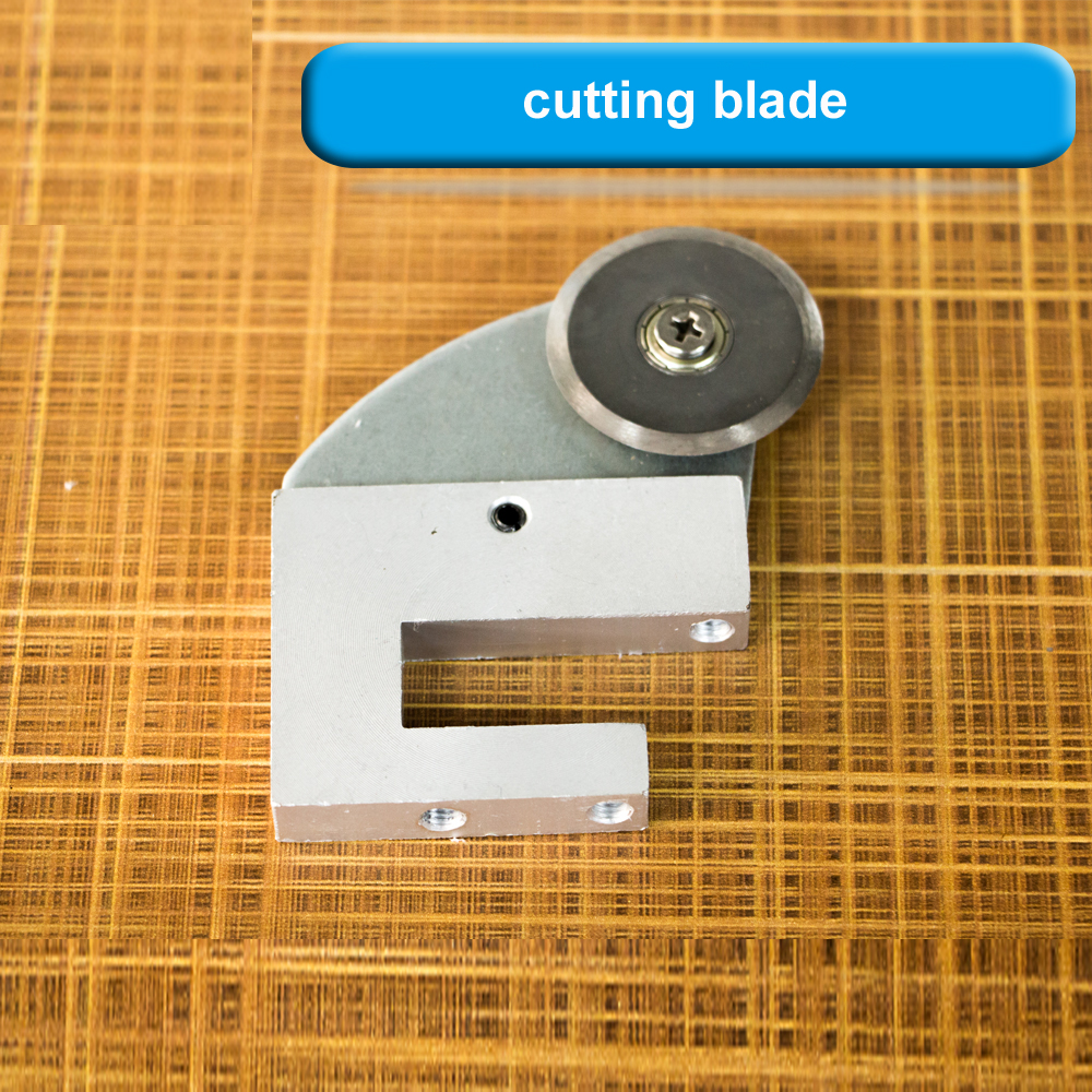 1pc Cutting Blade of 18inch Blue 460mm Electric Creasing Cutting Perforator blade 1 enemies reissue