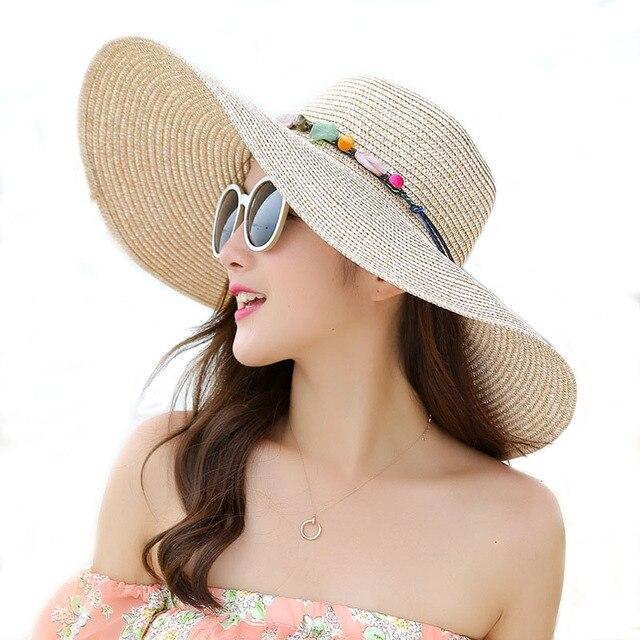 4db8a0116afe1 Verano de La Iglesia Mar Playa Sombrero de Sol Moda Mujer Derby de Kentucky  de Ala
