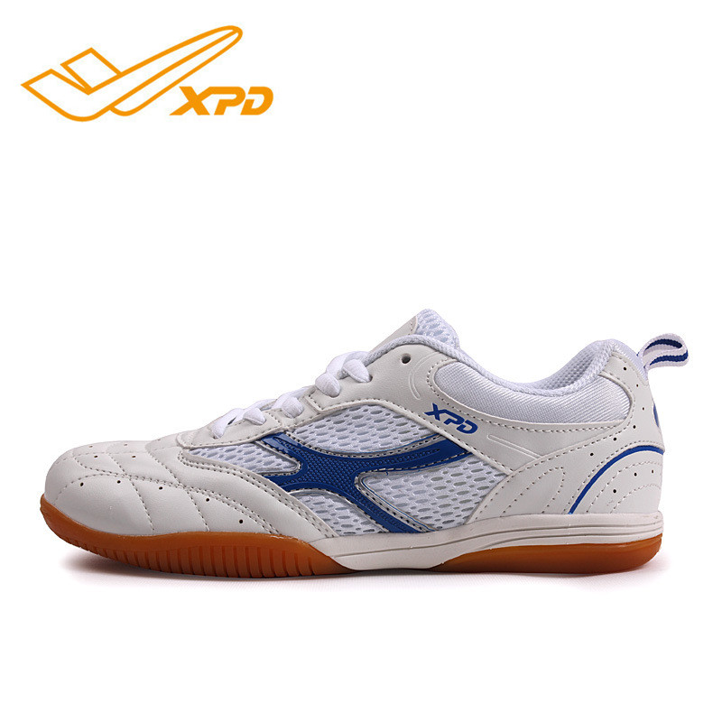 Spanrde Men Women Professional Table Tennis Shoes Breathable Anti-Slippery Sport Shoe Ping Pong Training Sneakers Hard-wearing цена