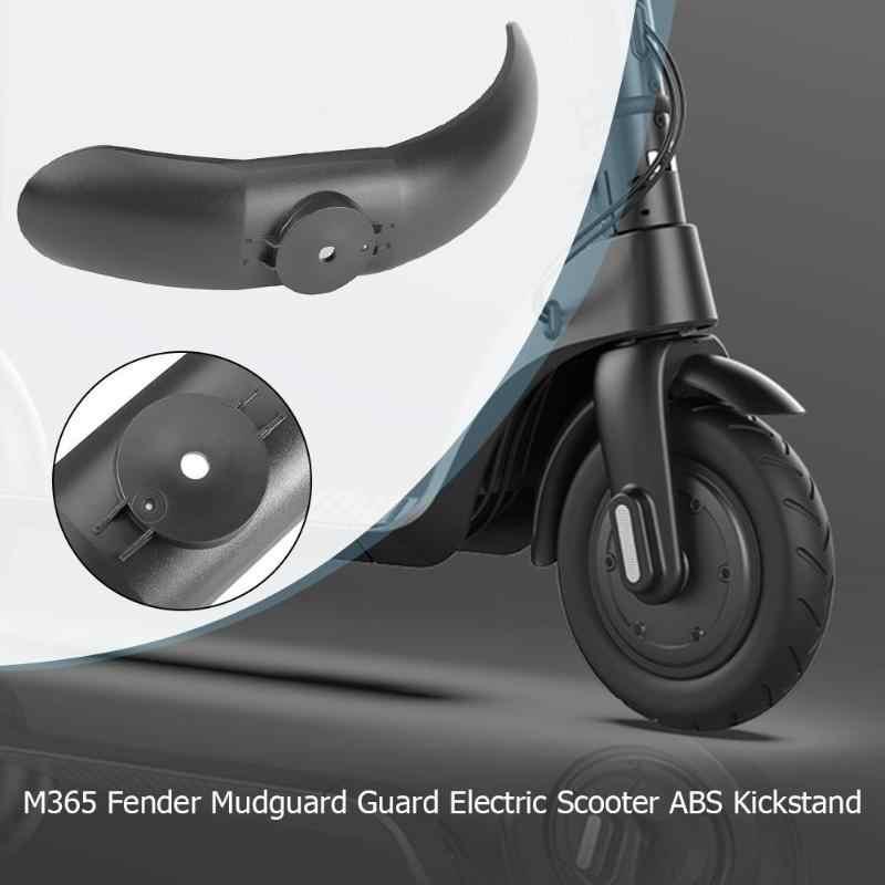 Skateboard Scooter Elettrico Parafango Parafango Guardia del Pneumatico ABS Cavalletto Per Xiaomi M365 Coppa di Gomma Viti Accessori Scooter Parti