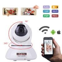 Security Monitor Camera Remote Control IR Detection Alarm Sensor To Anti Thief Care For The Elderly