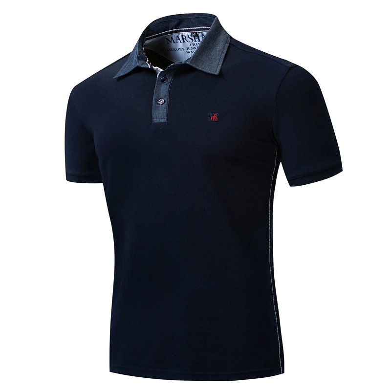 New Short Sleeve   Polo   Shirt Men 100% Cotton   Polo   Shirts Brand Summer Casual Solid Men   Polos   Shirts Comfort Breathable   Polo   Homme