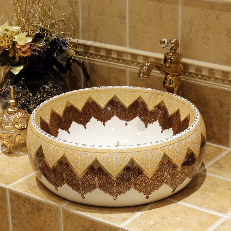Style Handmade Countertop Ceramic