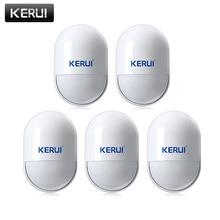 KERUI P829 Wireless 433MHZ PIR Movement Motion Detector Sensor For G18 G19 W18 GSM PSTN 100m Home Security Alarm System