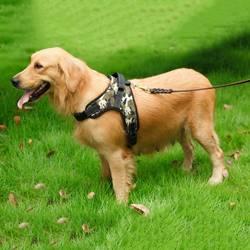 Дышащие трусики для собак Matched поводки и регулируемый для собак Щенок Кошка Домашние поводок с грудным обхватом 4 Corols