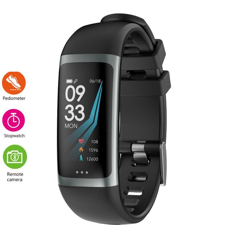 Luxury Women Men Smart Watch Waterproof Blood Pressure Monitor Electronic Wristwatch Fashion Calorie Pedometer Sport Bracelet