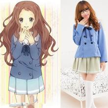 Japanese font b anime b font Nase Mitsuki Shindou Ai font b cosplay b font costume