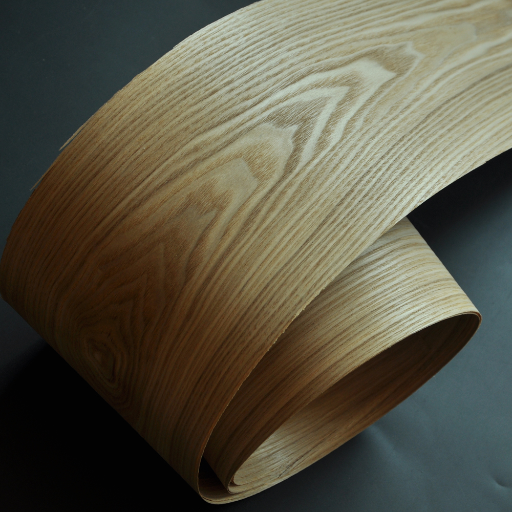 Natural Chinese Ash Wood VeneerNatural Chinese Ash Wood Veneer