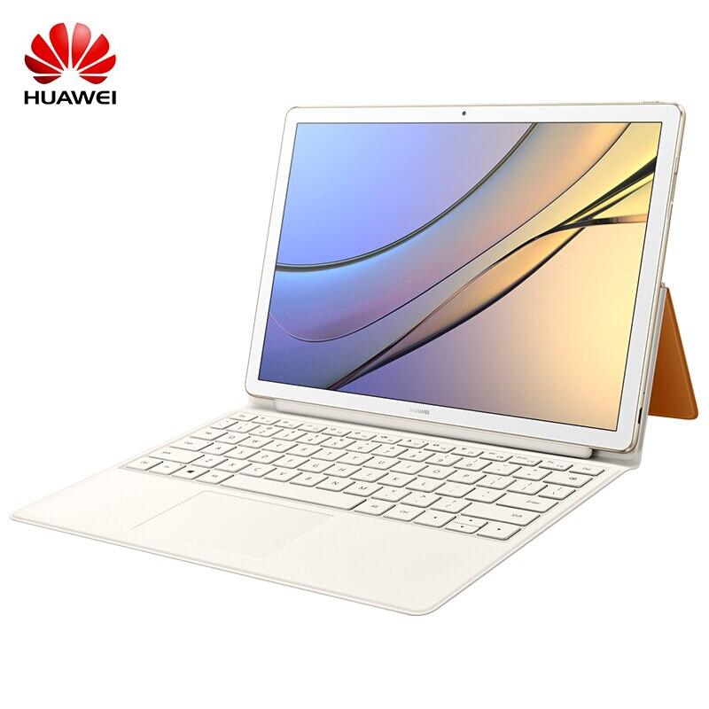 12.0 inch HUAWEI Matebook E 8GB LPDDR3 256B SSD 2 in 1 Tablet PC Intel Core i5-7Y54 Windows 10 Fingerprint ID 2160*1440 IPS