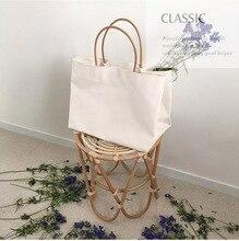 Oriental Element Vogue Korean Concise Stylish Tote Bag
