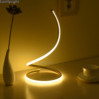 Bureaulamp LED Tafellampen Tafel Licht LED Leeslampjes voor Kids nachtlampje kind kamer Laptop Beschermen Ogen Nordic desginer