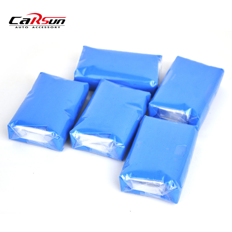 5pcs Magic Car Clean Clay Bar Auto Truck Detailing Cleaner Car Washer Blue 180g 100g Detail Bar Car Wash Car Maintenace  5pcs Magic Car Clean Clay Bar Auto Truck Detailing Cleaner Car Washer Blue 180g 100g Detail Bar Car Wash Car Maintenace