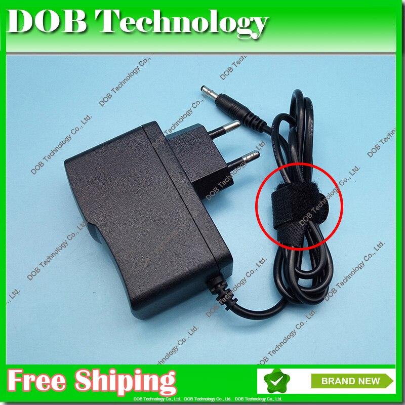 5pcs/lot High quality AC 100V-240V Converter Switching power adapter DC 6V 500mA 0.5A Supply EU Plug DC 3.5mm x 1.35mm