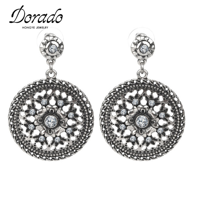 cheap earrings for new arrival sale cheap antique silver big 7926
