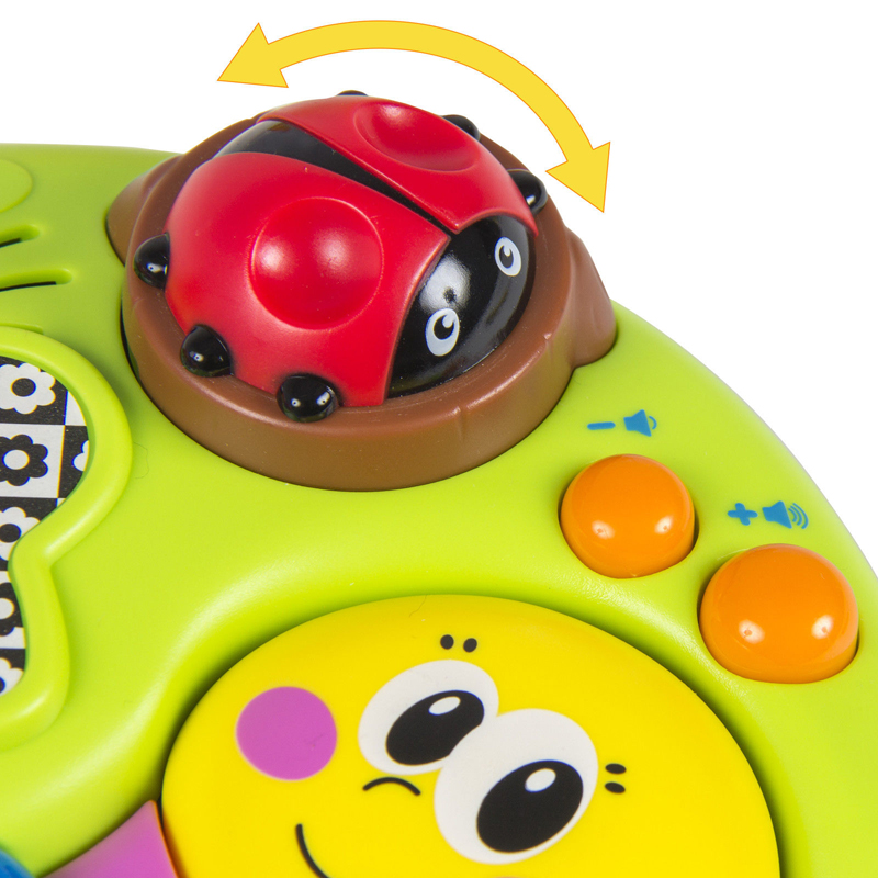 HUILE-TOYS-927-Baby-Toys-Learning-Machine-Toy-with-Lights-Music-Learning-Stories-Toy-Musical-Instrument-for-Toddler-6-month-4