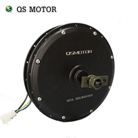 New Arrival QS 1000W 135mm 205 35H V1 Electric Spoke Hub Motor with Conversion Kits