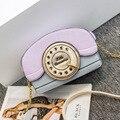 Новый Известный Бренд DesignAbstract Телефон Форма Shoudler Сумка Женская Сумка Мода Crossbody Сумки