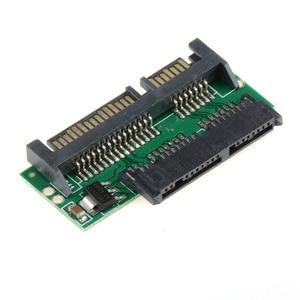 Image 3 - Pro 1,8 Micro MSATA SSD до 7 + 15 2,5 дюймов SATA адаптер конвертер плата карты
