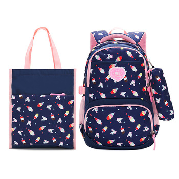 Children School Bags For Girls primary Schoolbag princess Cartoon Kids Book School Backpacks set kids Satchel Mochila Infantil 2016 cartoon princess elsa school bags for girls children mini schoolbag kids bookbags kindergarten mochila