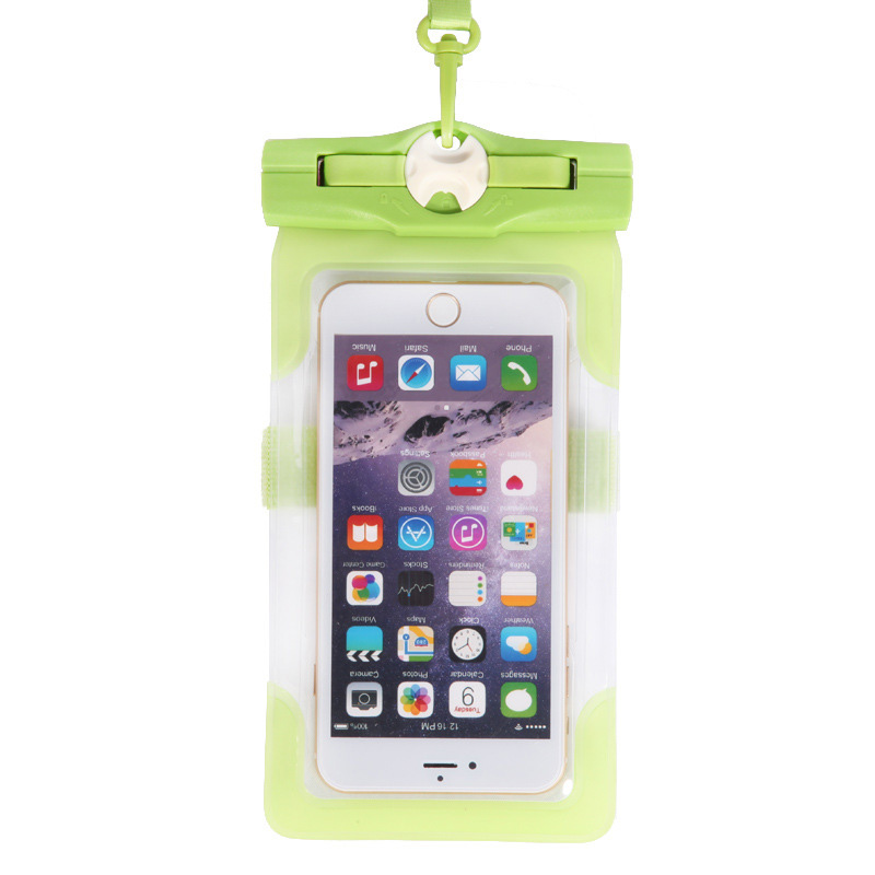 Waterproof Drifting Universal Phone Bag Swimming Driving Touch Screen - Arts, Crafts and Sewing - Photo 2
