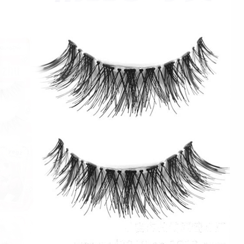 Beauty & Health Dutiful 10pair False Eyelash Extensions Natural Crisscross Black Fake False Eyelashes Curl Makeup 3d Fake Lashes Extension Wimpers Elegant Shape